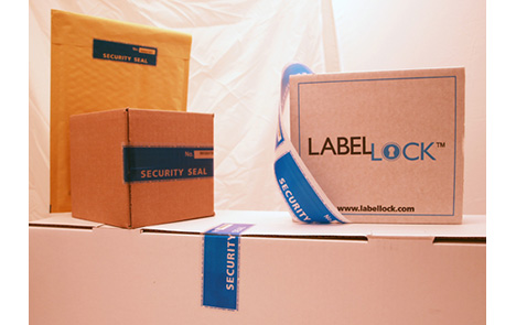 label lock dual layer
