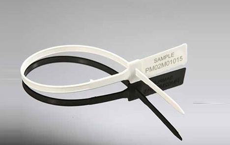 Пломба за чували РМ02 пластмасови пломби Олимп България Sample PM02M01015